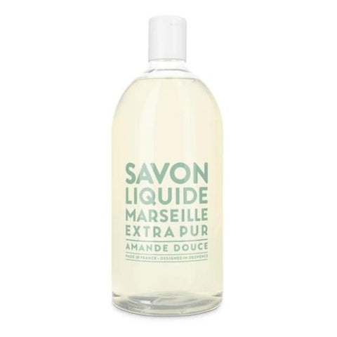 Sweet Almond Liquid Marseille Soap
