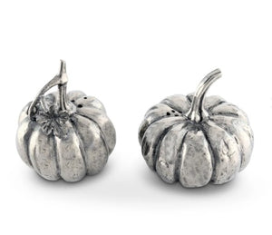 Pumpkin Salt + Pepper Shaker Set