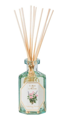 Rose Mint Scented Diffuser