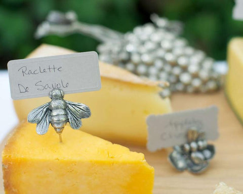 Honeybee Cheese Marker Set