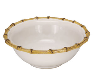Classic Bamboo Natural Cereal Bowl