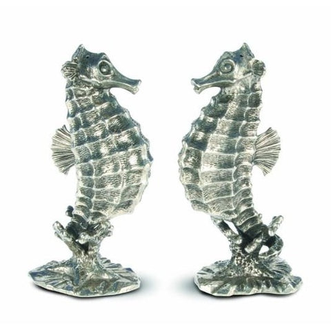 Seahorses Salt + Pepper Shaker Set