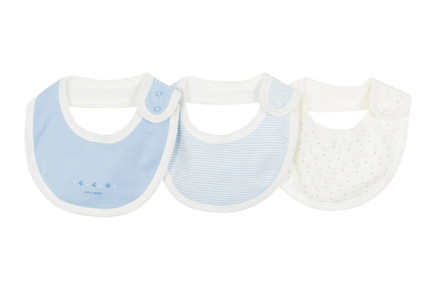 Baby Bibs Box in Blue