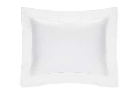 Celeste White Pillow Sham