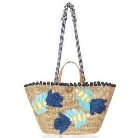 Dory Tote in Blue