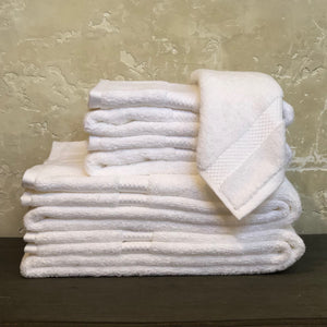 Guesthouse White Towels