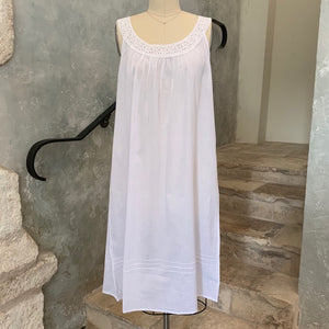 Meghan Sleeveless Nightgown