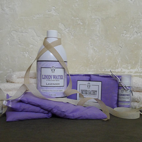 Lavender Lady Linen Water