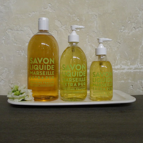 Fresh Verbena Liquid Marseille Soap