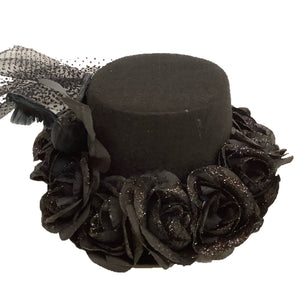 Rose and Crows Riding Hat