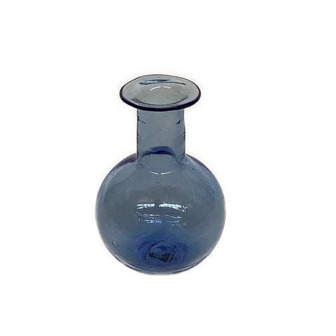 Piccola Vase in Light Blue Glass