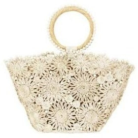 Seaflower Tote in Natural