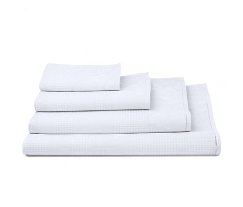 Volupte Hand Towel in White