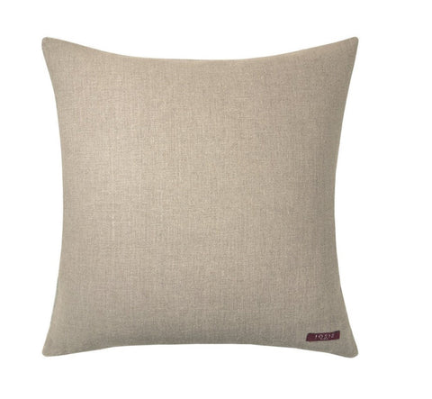 Berlingot Velvet Decorative Pillow in Parme