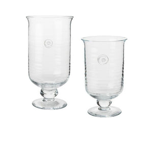 Large Berry & Thread Glassware Hurricane