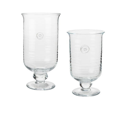 Medium Berry & Thread Glassware Hurricane