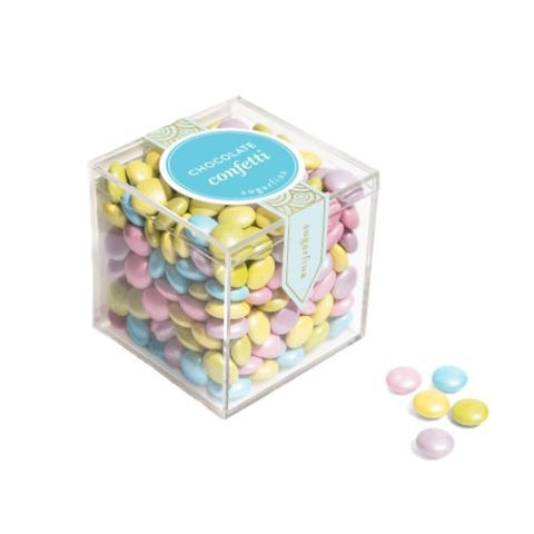 Chocolate Confetti Small Candy Cube