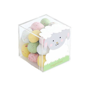 Lamb Marshmallow Eggs Small Candy Cube