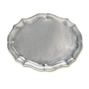 Pewter Gallic Tray