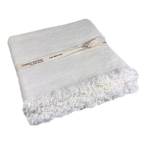Colorado Table Runner in White