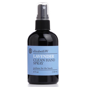 Lavender Scented Clean Hand Spray