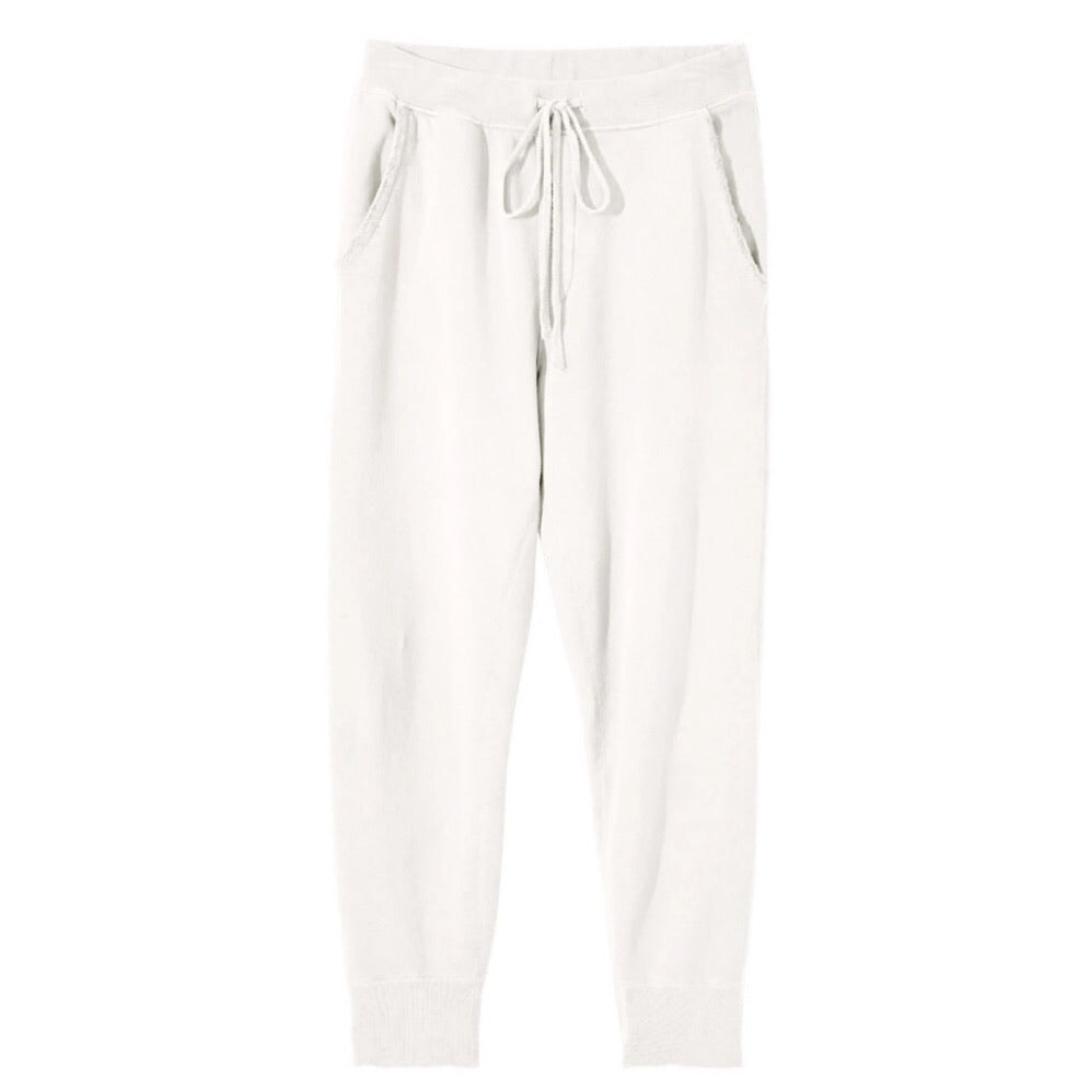 Nolan Pant in Chalk