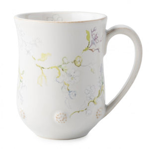 Berry & Thread Floral Sketch Jasmine Mug