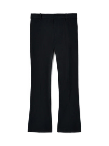 Crosby Cropped Flare-Midnight