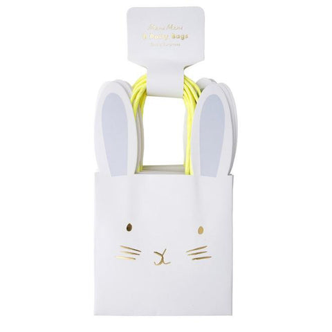 Bunny Paper Party Bag Set