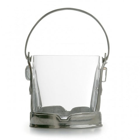 Taverna Crystal Ice Bucket