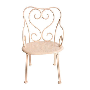 Romantic Chair in Powder