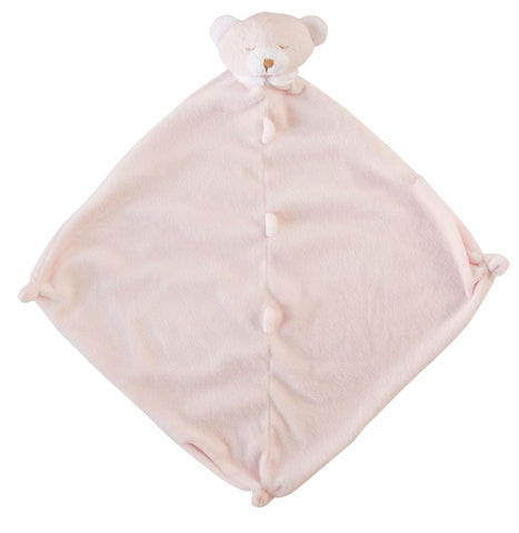 Bear Blankie in Pink