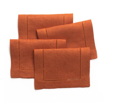 Festival Sunset Cocktail Napkin Set