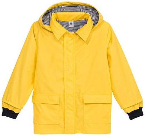 Kids Iconic Yellow Raincoat