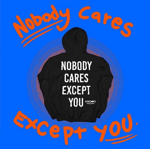 Kosha Dillz - Nobody Cares Except You