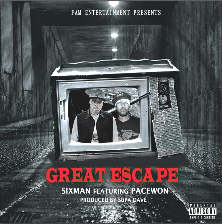 Sixman - Great Escape 7