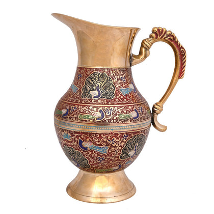 Red Meena Work Jug - iZiffy.com