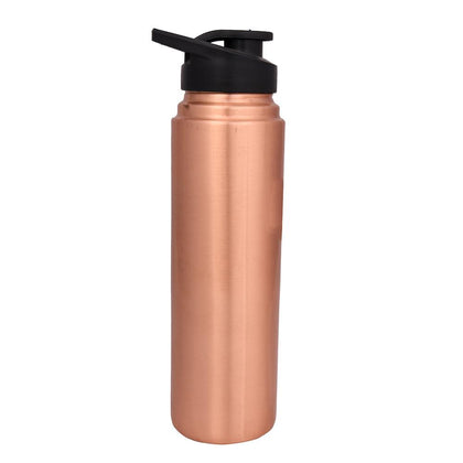 Copper Bottle Black Handled -1000 ml - iZiffy.com