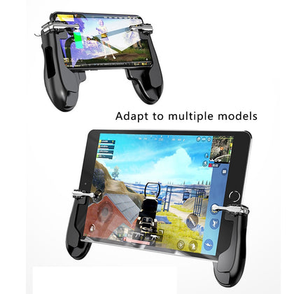 Mobile Control For Ipad Tablet Cell Phone Gamepad Trigger Fire Button Shooter Controller Joystick For PUBG  L1R1 For IOS Android
