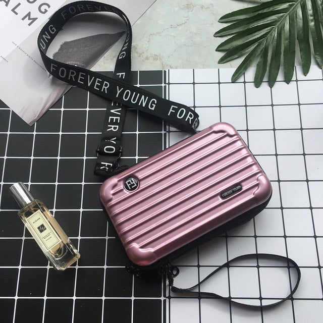 Luxury Handbags Designer Bags for Women Totes Fashion Small Luggage Bag Women Famous Brand Clutch Bag