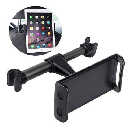 Car Tablet Holder Stand For Ipad 2/3/4 Air Pro 7-11' Phone Universal Stand Bracket Back Seat Car Mount Mount 360 Rotation New
