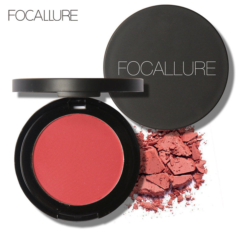 Maquiagem Soft Smooth Mineralize Makeup Professional Face Makeup Blush Powder