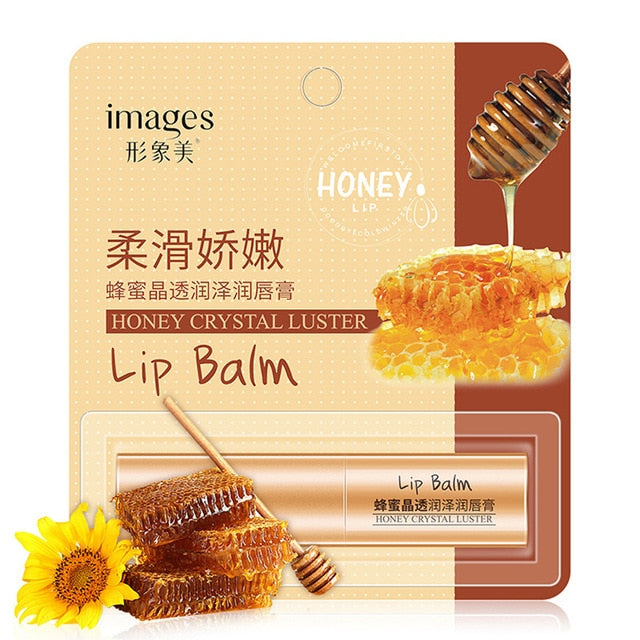 Aloe Honey Natural Moisturizing Nutritious Lip Balm Temperature Changing Colour Moisture Makeup Lipstick Lasting Lips Care TSLM2