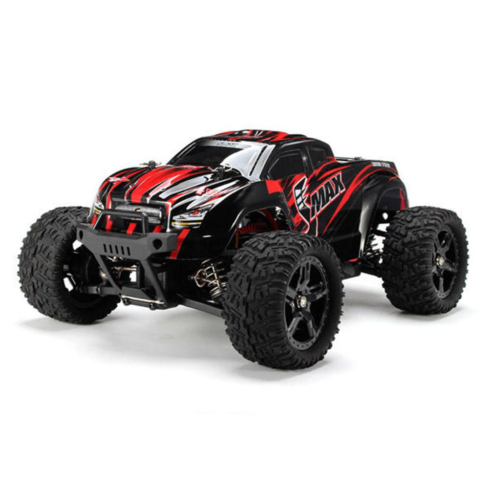 LeadingStar REMO 1631 1/16 2.4G 4WD Brushed Off Road Monster Truck SMAX RC Car