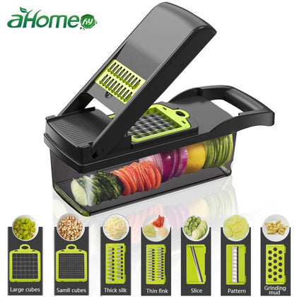 Mandoline Vegetable Fruits Tool Grater Cutter Shredder