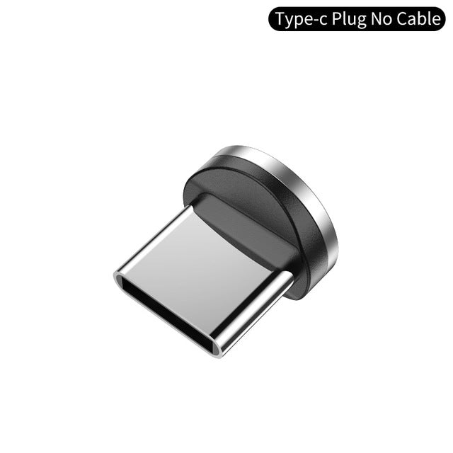 Magnetic USB Cable for Huawei Samsung Type C Type-C Charging USB C Magnet Cable Micro USB Mobile Phone Cord Wire for iPhone