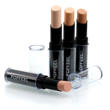 Concealer Foundation Full Cover Face Corrector Hide Blemish Dark Eye Circle Contour Stick Face Makeup Primer Pen Cosmetics TSLM2