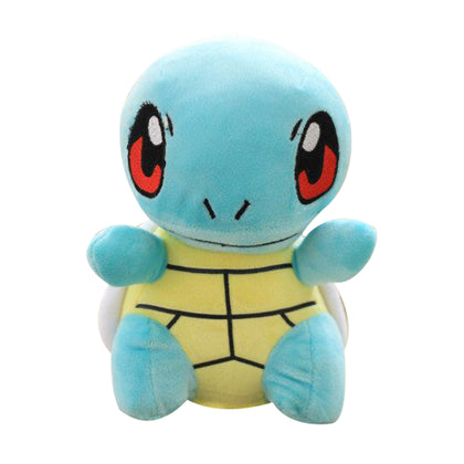 20CM Squirtle Plush Toys Turtle Animals Cartoon Anime Soft Stuffed Dolls Birthday gifts for kids