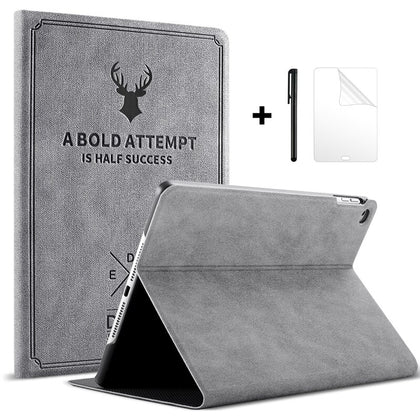 Funda Magnetic Stand PU Leather Smart Cover for iPad 6th Generation Case