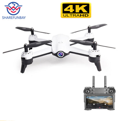4K Drone S165 optical flow positioning dual camera intelligent follow RC helicopter HD aerial camera quadcopter 1080p drone 4k